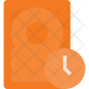 Hard-disk backup Icon