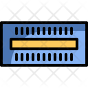 Hard disk slot Icon