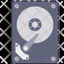 Hard Drive Data Icon