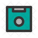 Hard Drive Hard Disk Storage Device Icon