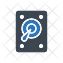 Harddrive Disk Memory Icon