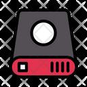 Harddrive Storage Computer Icon