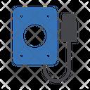 Harddisk Drive External Icon