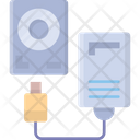 Hard Drive Disk Data Icon