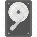 Hard Drive Secondary Icon