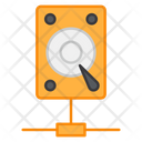 Hard Drive Hdd Extra Storage Icon