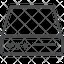 Harddisk External Memory Drive Icon