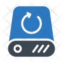 Hard Drive Backup Icon