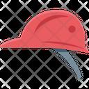 Hardhat Builder Hat Miner Cap Icon