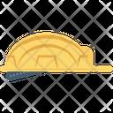 Hard Hat Builder Hat Miner Cap Icon