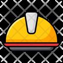 Engineer Hat Helmet Hard Hat Icon