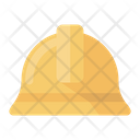 Hard Hat Cap Headwear Icon