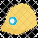 Builder Hat Labourer Hat Yellow Hat Icon