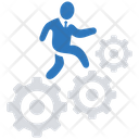 Hard Work System Icon