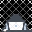 Office Worker Employee Icon