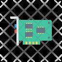 Hard Drive Chip Icon