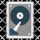 Harddisk Memory Electric Icon