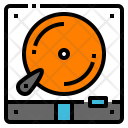 Harddisk Disk Storage Icon