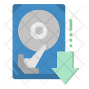 Storage Drive Hdd Icon