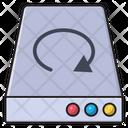 Harddisk Storage Restore Icon