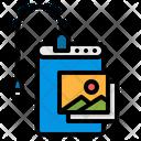 Harddisk External Harddisk External Icon