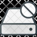 Harddisk Drive Storage Icon