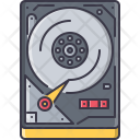 Hard Disk Hdd Icon