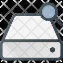 Harddrive Storage Drive Icon