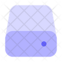 Harddrive Harddisk External Storage Icon