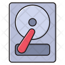 Harddrive Disk Storage Icon