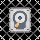Harddrive Storage Disk Icon