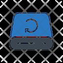 Harddrive Storage Backup Icon