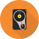 Hardisk Protection Security Icon