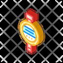 Hardness Meter Durometer Icon
