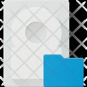 Hardrive Folder Icon