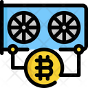 Hartware Cpu Bitcoin Icon