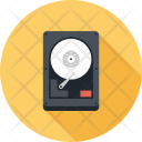 Hardware Hdd Disk Icon
