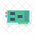 Hardware Motherboard Circuit Icon