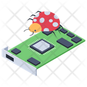 Hardware Bug Icon