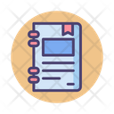 Hardware Manual Instruction Installation Book Icon