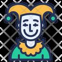 Harlequin Icon
