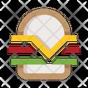 Harm Burger Icon