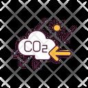 Dioxide Gas Co 2 Icon