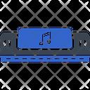Harmonica Folk Musician Icon