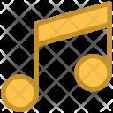 Harmony Melody Music Icon