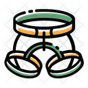 Harness Mountaineering Protection Tools Icon