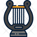Harp Musical Instrument Music Instrument Icon