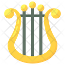 Harp String Instrument Lyre Icon