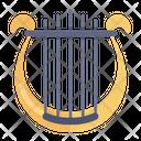 Harp Lyre Greek Instrument Icon