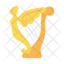 Harp Music Instrument Music Icon